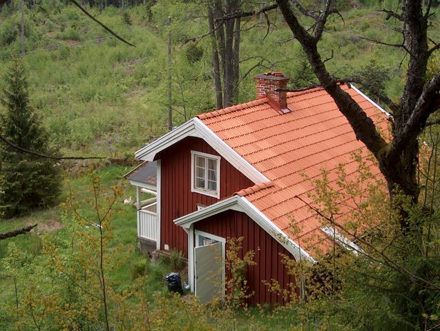 Svensk sommerhus til salg